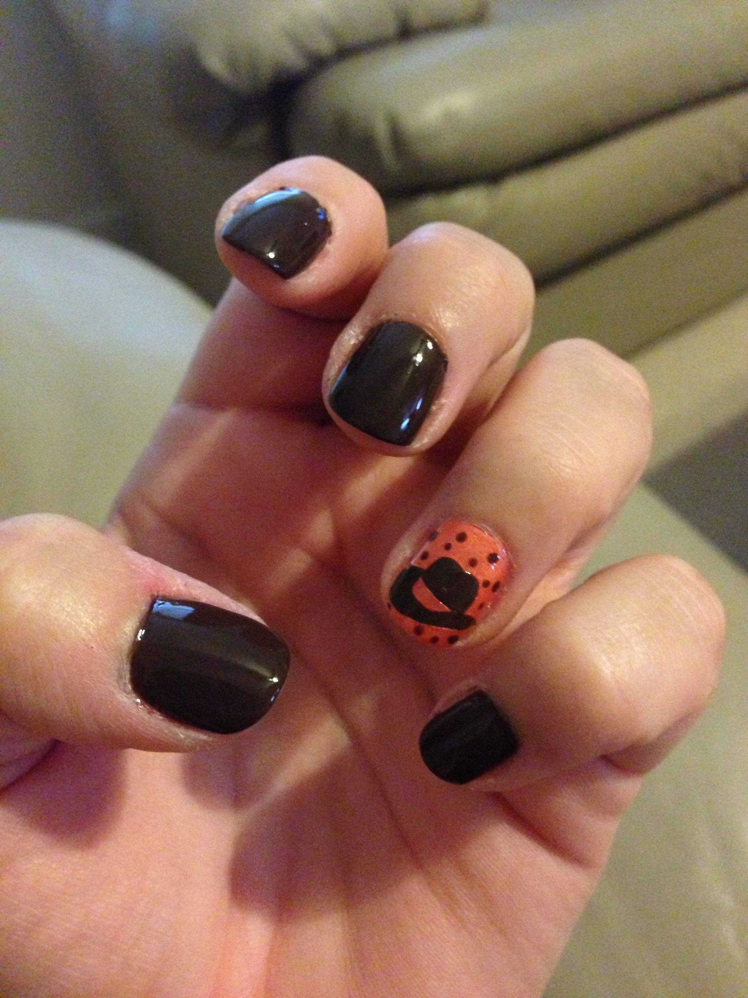 Country nails | hair & beauty | Pinterest