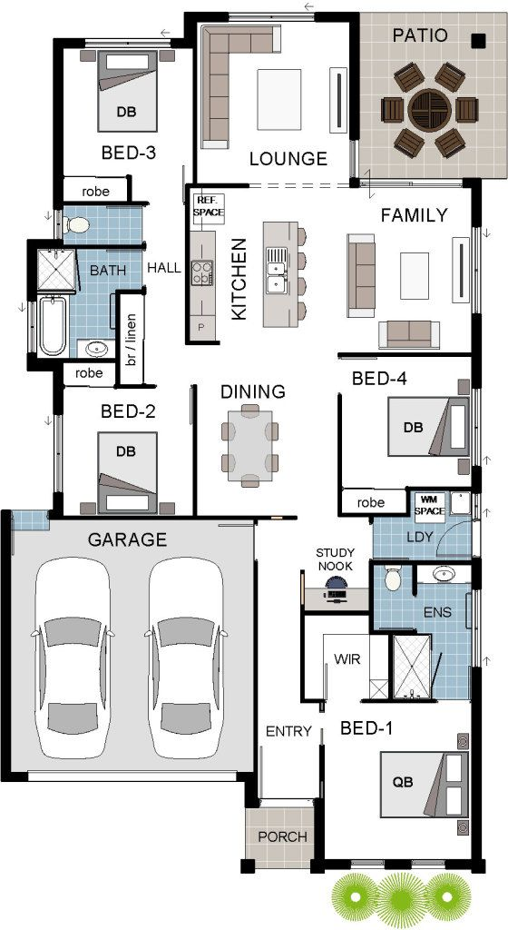 Pin By Emil Kreso On House Plan Home Design Floor Plans Floor Plan Layout How To Plan