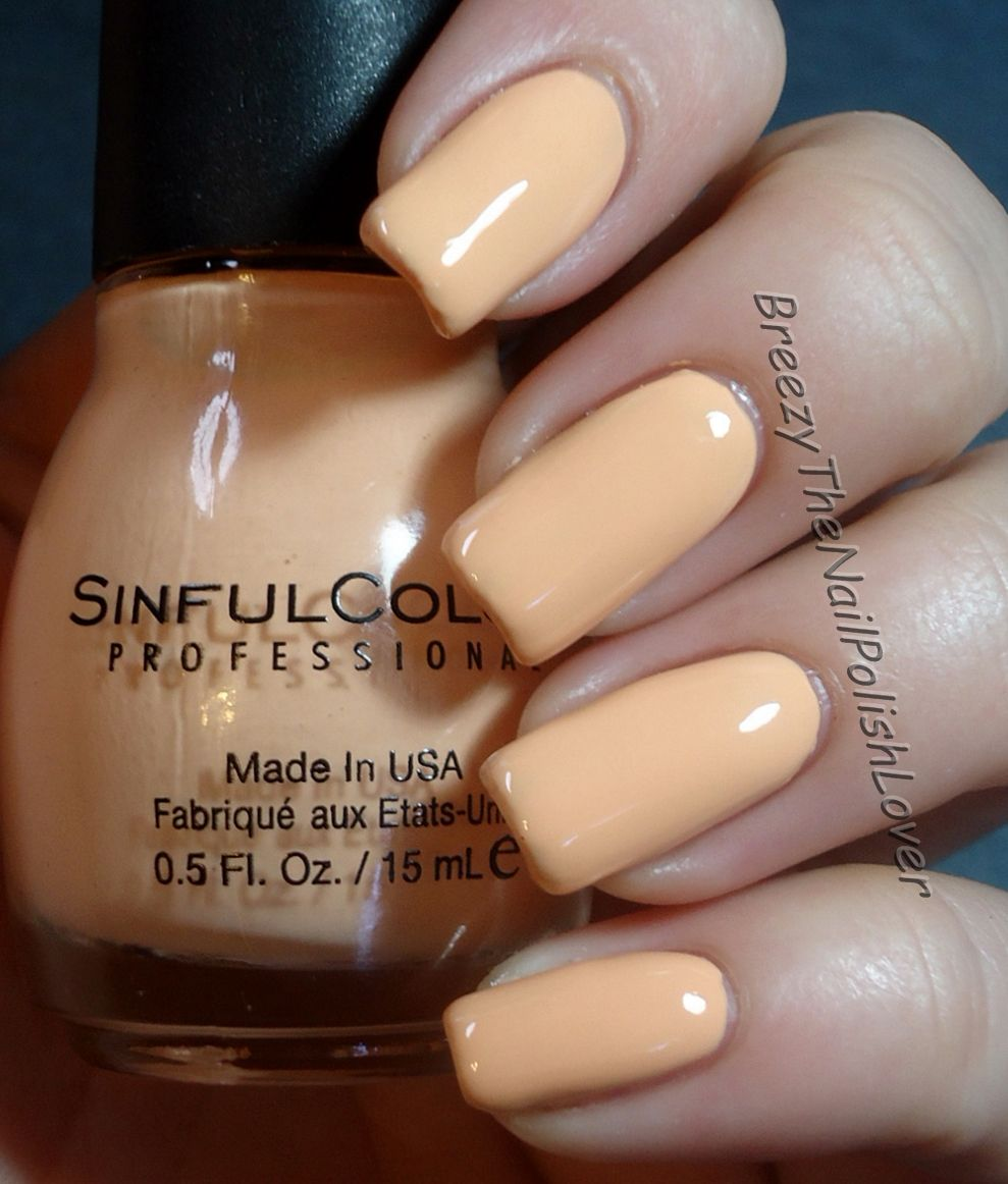 Sinful Colors - Skylark... love this color