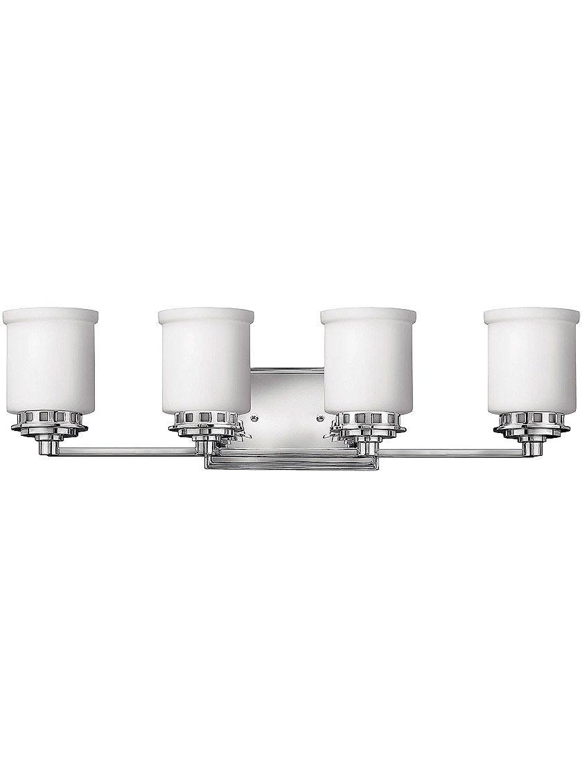 retro bathroom lighting. Ashley 4 Light Sconce In Polished Chrome. Coastal BathroomsRetro Retro Bathroom Lighting E