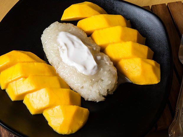 Mango Sticky Rice - Rezept mit Bild