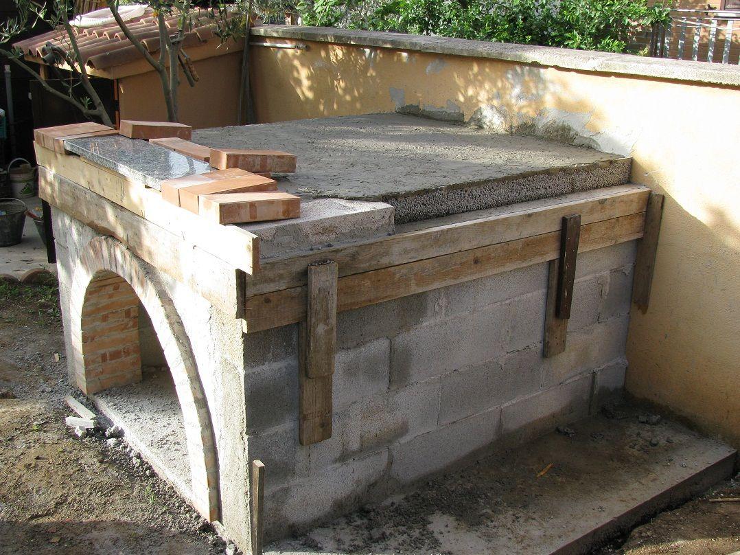 Costruzione forno a legna possibilmente economico page - Costruire forno a legna economico ...