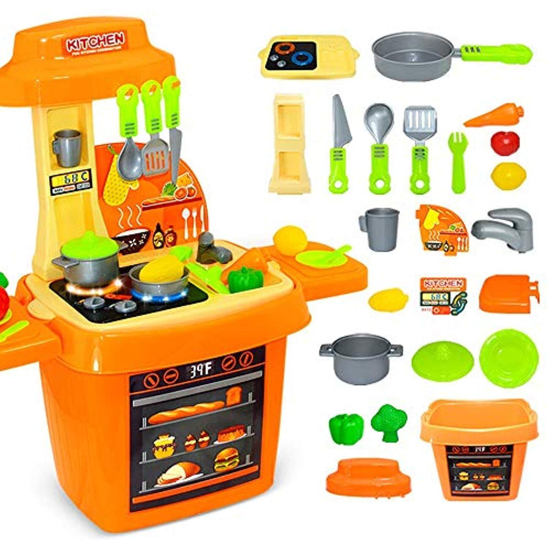Xyanzi Kids Toys Children S Kitchen Toy