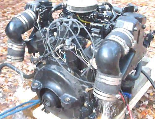 Mercury Mercruiser Gm V6 Mcm 262 Cid 4 3l Service Manual Boat Service Motor Boats Repair