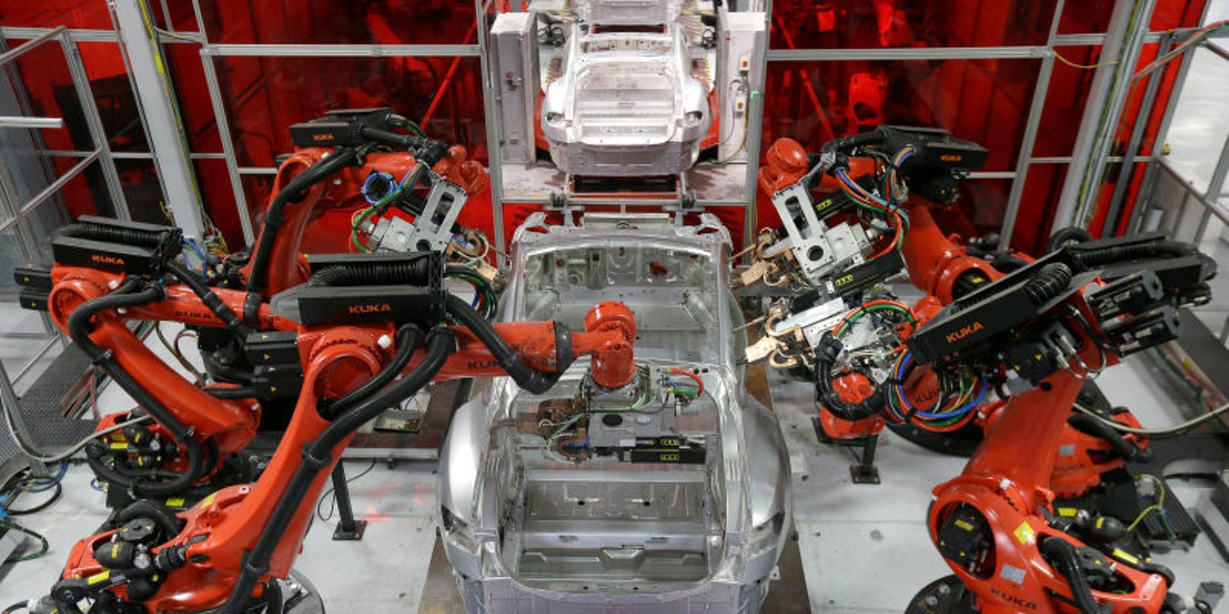 Robots Will Save American Jobs Resistanceisfutile