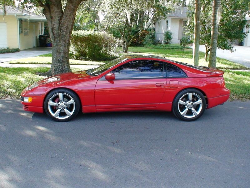 1993 Nissan 300ZX 2 Dr Turbo Hatchback   300ZX   Pinterest   Nissan