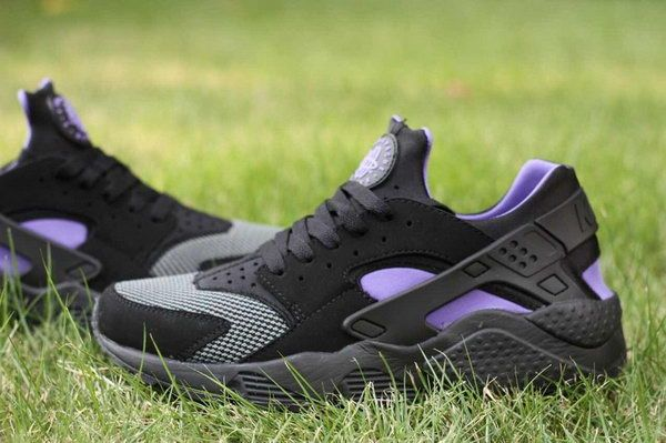 size 40 ada08 f5e93 Mens Nike Air Huarache Black Purple 40-45 Greece