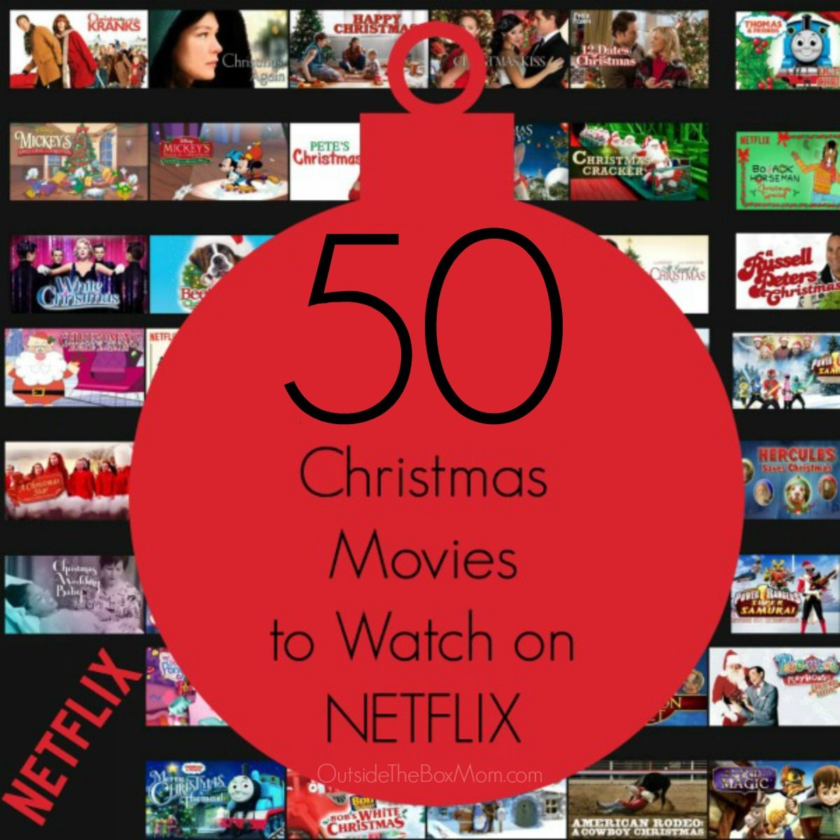 50 Christmas Movies on Netflix   Christmas movies, Netflix christmas movies, Best family ...