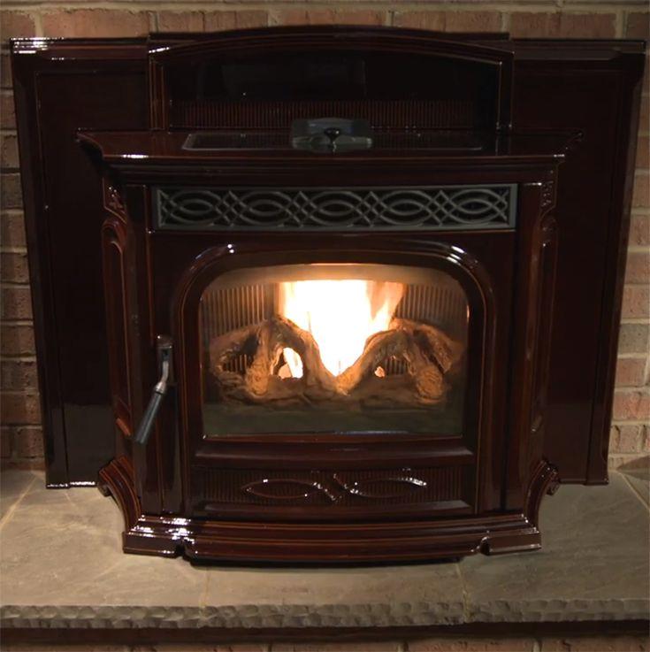 Wood Pellet Stove Insert Reviews; Pellet Insert For Wood
