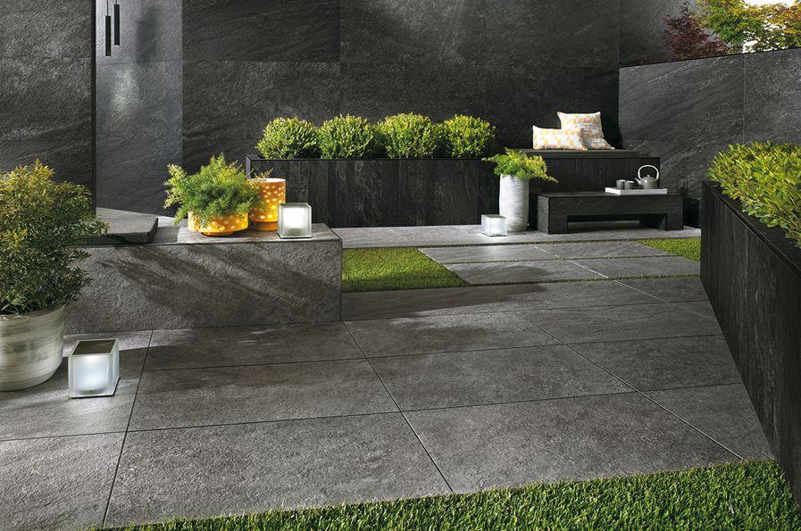 r sultat de recherche d 39 images pour terrasse carrel e moderne terrasse pinterest. Black Bedroom Furniture Sets. Home Design Ideas