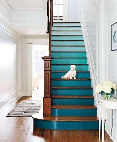 Las escaleras más originales, ¡inspírate con estas ideas!