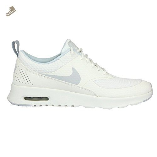Nike Womens Air Max Thea TXT White Synthetic Trainers 9 US