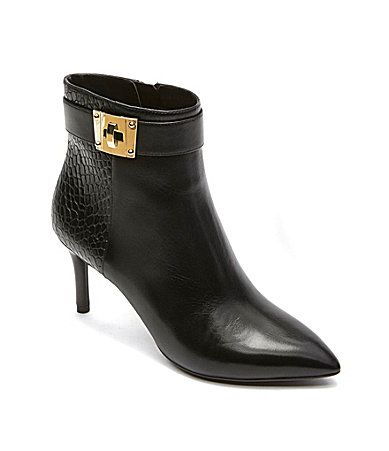 Rockport Womens Total Motion Key Lock Booties #Dillards