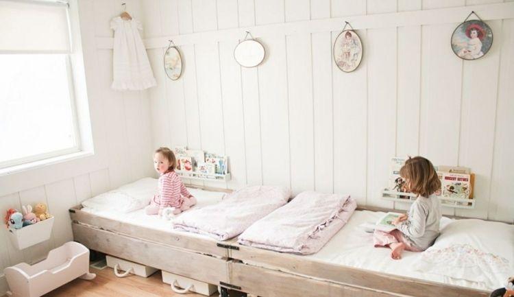 Intérieur scandinave \u2013 34 idées pour toutes les pièces Kids rooms