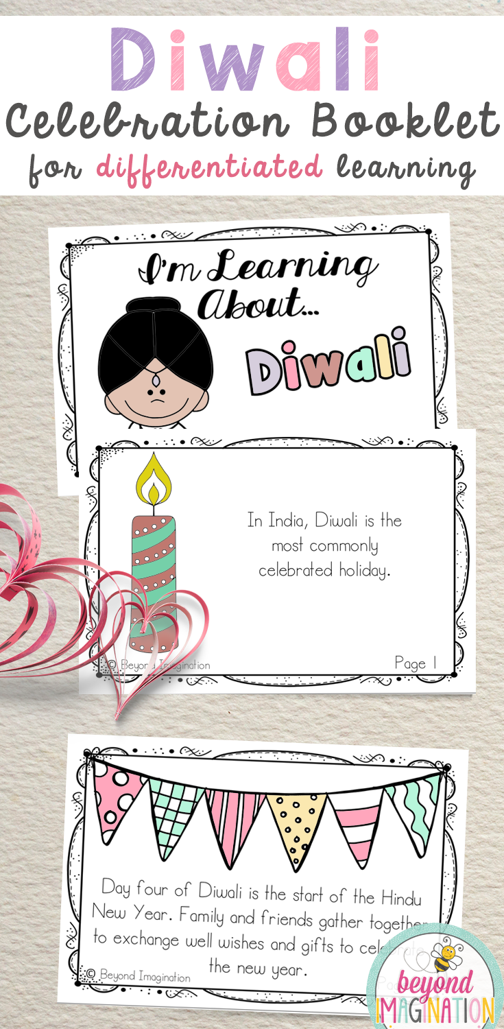 Diwali Celebration Booklet Fun Facts And Activities For First Grade Second Grade Third Grade Fourth Grade A Diwali For Kids Diwali Activities Diwali Facts [ 1500 x 735 Pixel ]