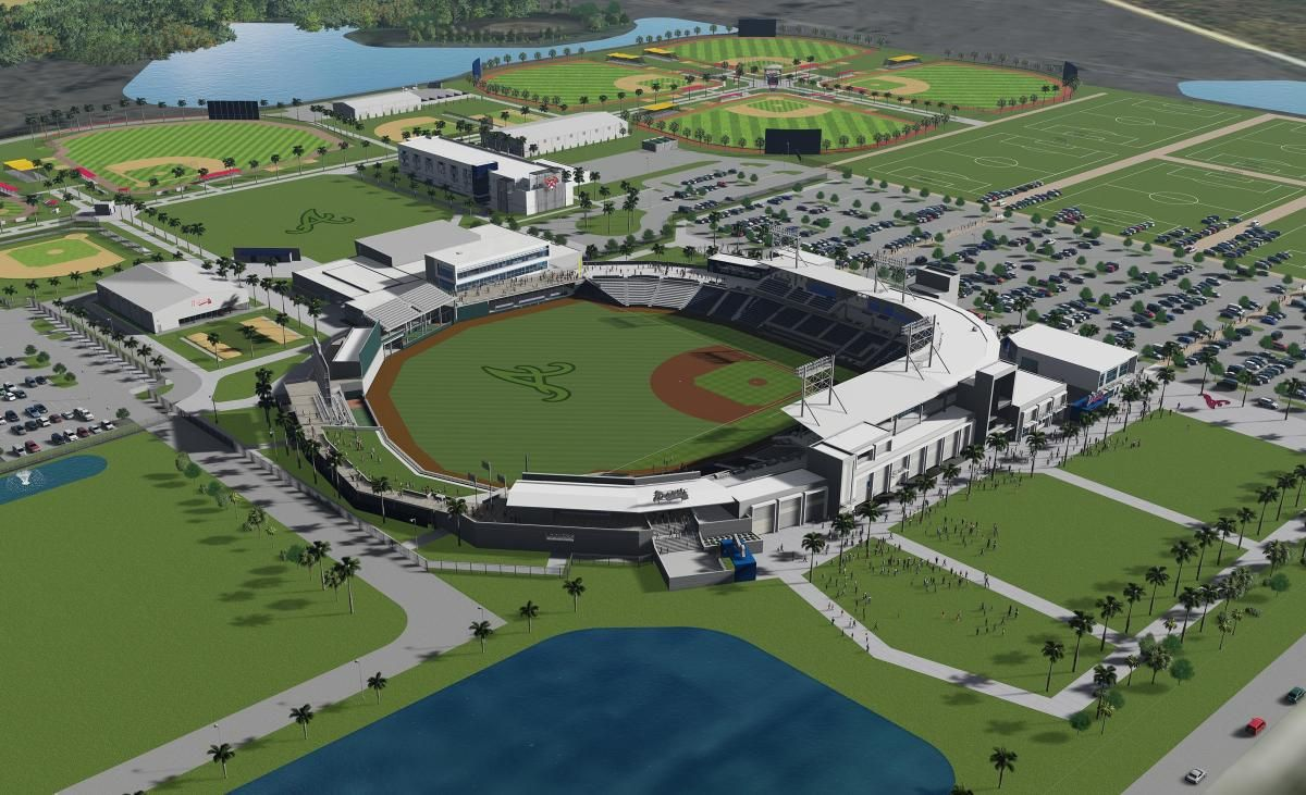 Uaa Is Planning To Construct A New Ballpark In Gainesville Florida Spring Training Florida Spring Training Adventure Vacation