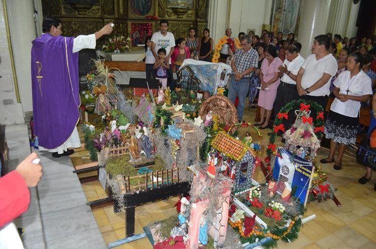 Tradicionales posadas engalanan época navideña en la provincia<br />