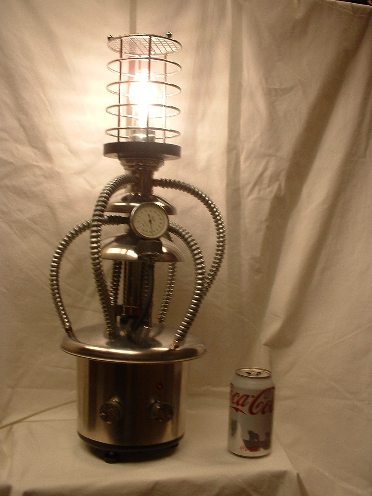 Pin on steampunk lighting