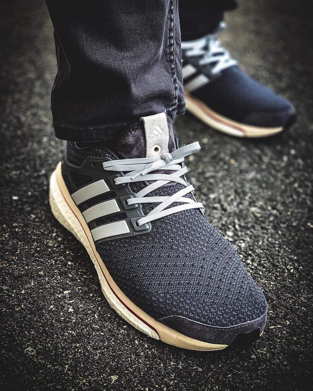 """a9c8af2b49cd1 Boston Sneakerhead on Instagram  """"Today s Kicks Run Through Time   Energy  Boost One of the most comfortable releases from the Energy Boost line."""