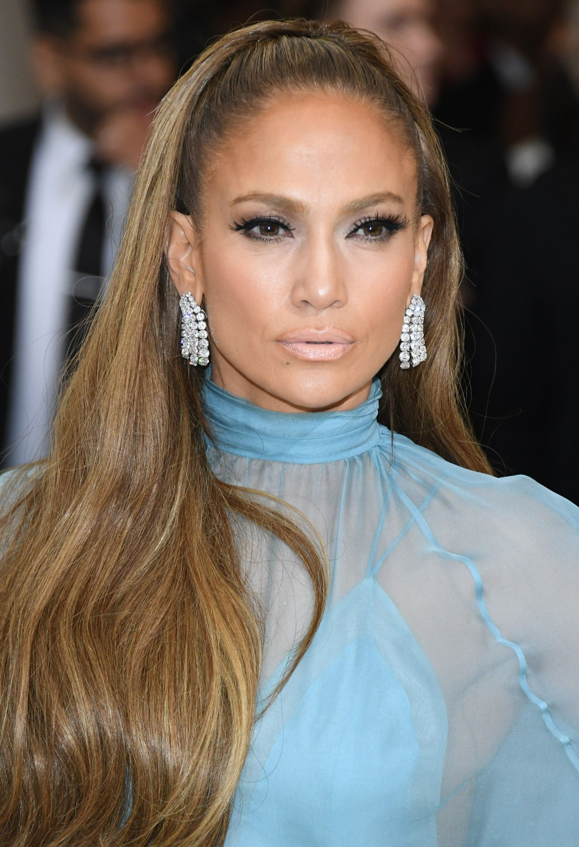 Jennifer Lopez Belezas Red Carpet Pinterest