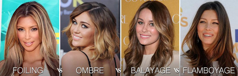 1000+ images about Ombre vs balayage on Pinterest