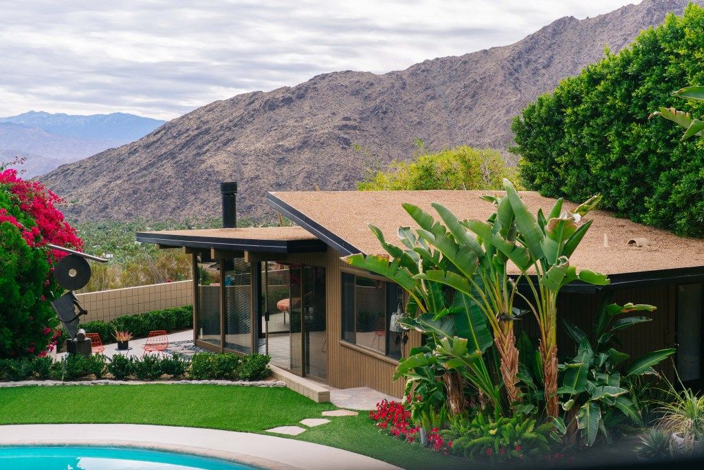 Beautifully Designed, Notable Homes in Palm Springs Palm