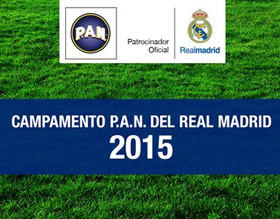 """Check out new work on my @Behance portfolio: """"Infografía Campamento P.A.N. del Real Madrid 2015"""" http://on.be.net/1Id2mP1"""