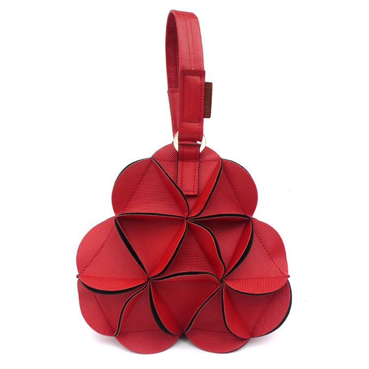 purse red