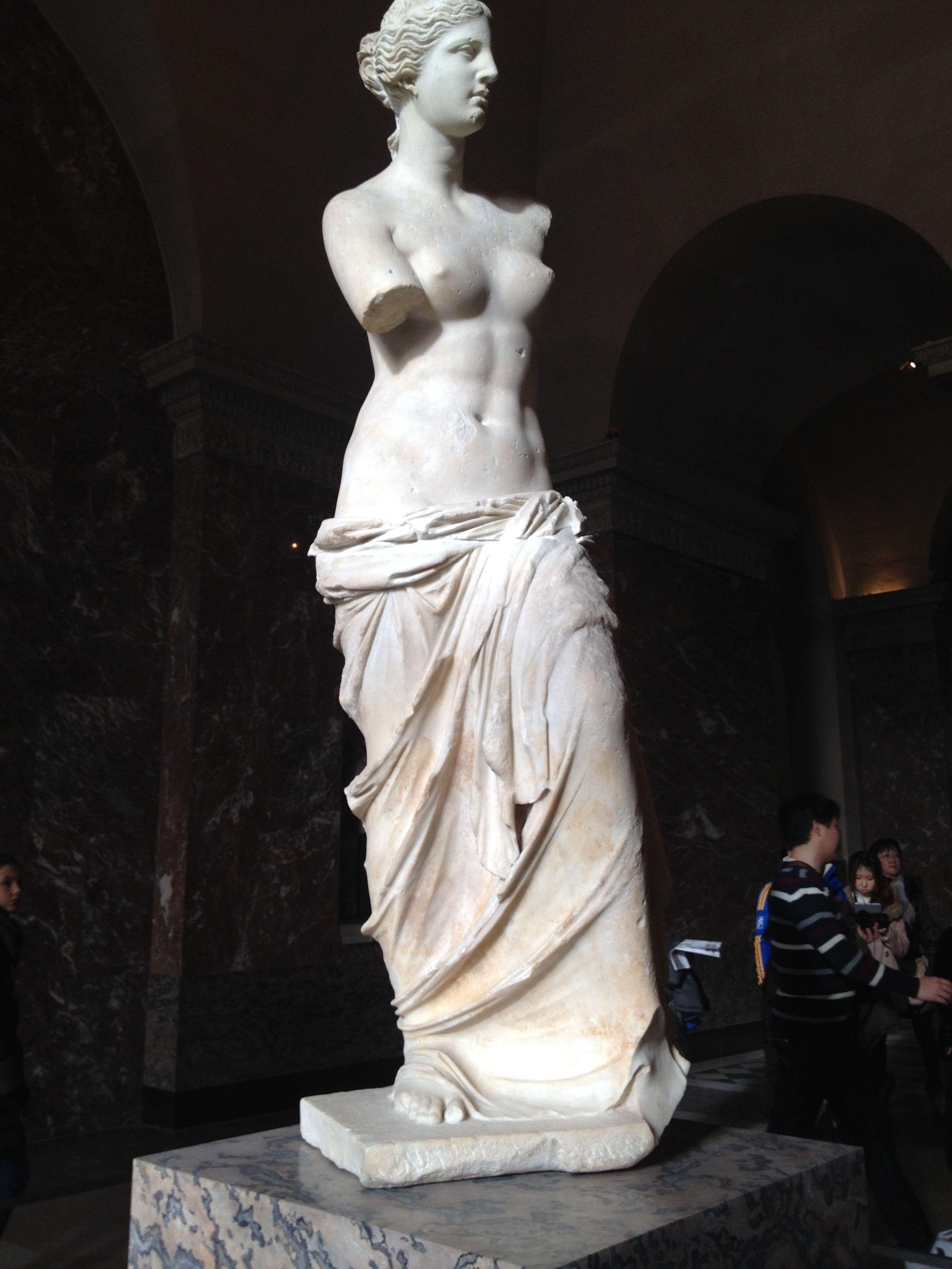 Venere di Milo   Venere di milo, Statue, Milano