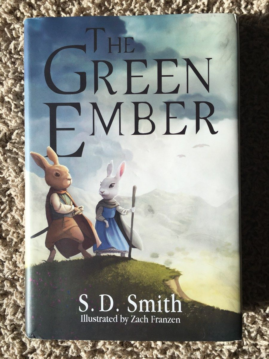 Book review the green ember by sd smith at