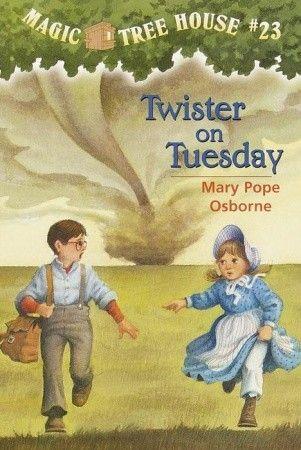 Twister On Tuesday Magic Tree House 23 Magic Tree House Books Magic Treehouse Tree House