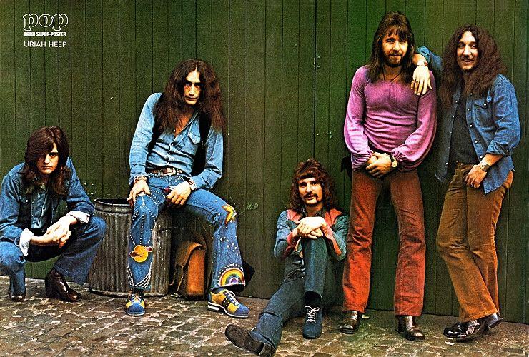 Uriah Heep (1972)