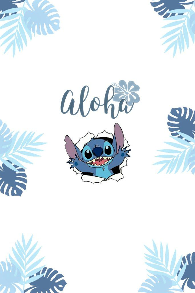 Wallpaper / fondos de pantalla Stitch💙