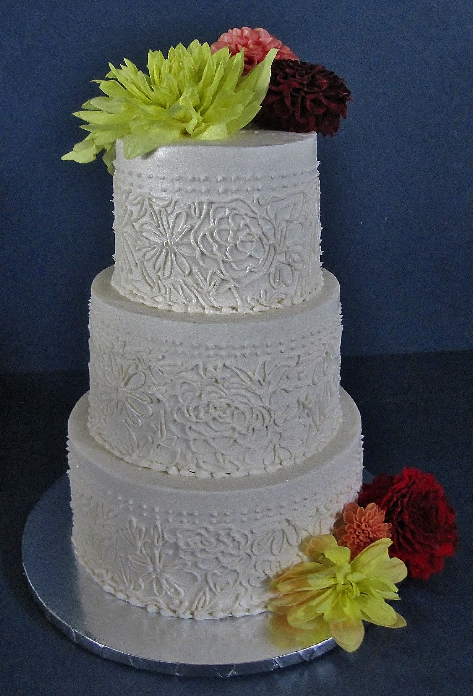 Morley's cakes Seattle Cake, Wedding cakes, How to