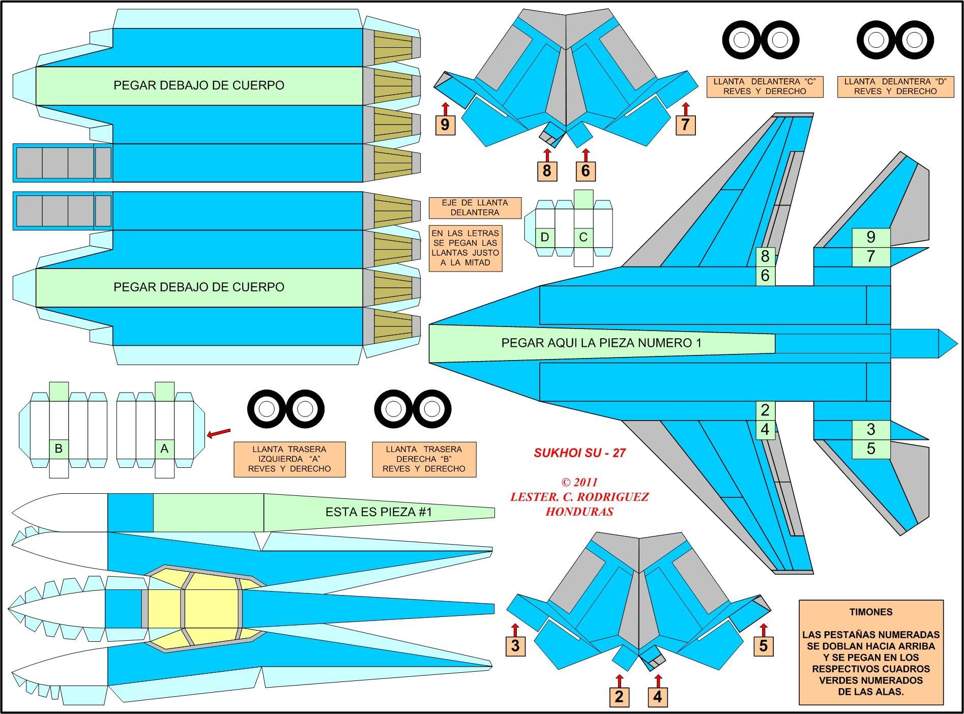 e15390c6e292176c1a2beb940c7fb0e6 sukhoi su 27 airplane papercraft pinterest sukhoi, planes su-27 em diagram at crackthecode.co