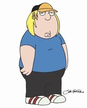 Chris griffin seth macfarlane personaggi dei cartoons personaggi