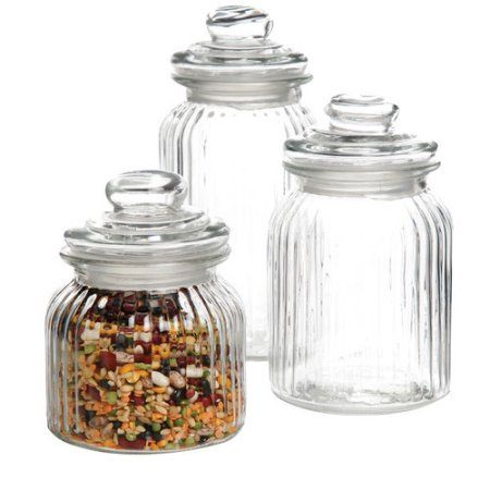 Home   Kitchen canister sets, Kitchen canisters, Canister sets
