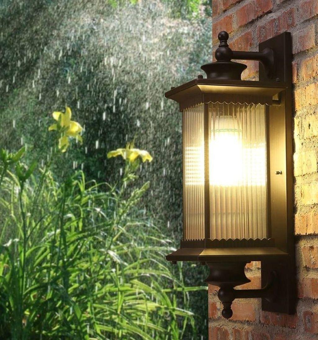Stunning Traditional Outdoor Lighting Design Ideas 35 Outdoor Lighting Design Outdoor Wall Lamps Outdoor Lighting