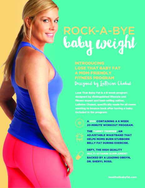 lose that baby fat chabut lareine
