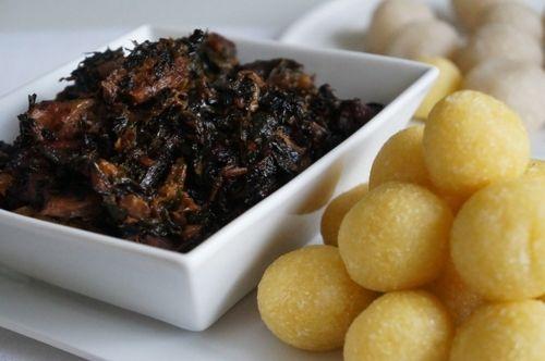 9jafoodie:  (via 9jafoodie | Nigerian Food Recipes | Modern African Cuisine – Efo Elewuro)