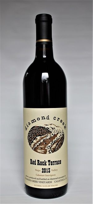 Diamond Creek Red Rock Terrace 2013 Buy Online At Falling Bright Wine Merchants Wine Fine Wine Cabernet Sauvignon