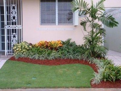 Decoracion de jardines interiores peque os jardineria for Lindos jardines pequenos