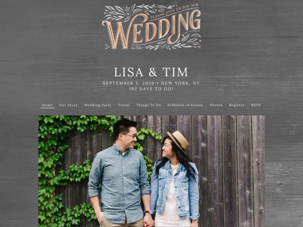 Free Wedding Websites Best Wedding Websites In 2020 Wedding Website Free Best Wedding Websites Wedding