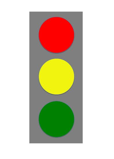 traffic light for behavior chart | Stoplight behavior ...