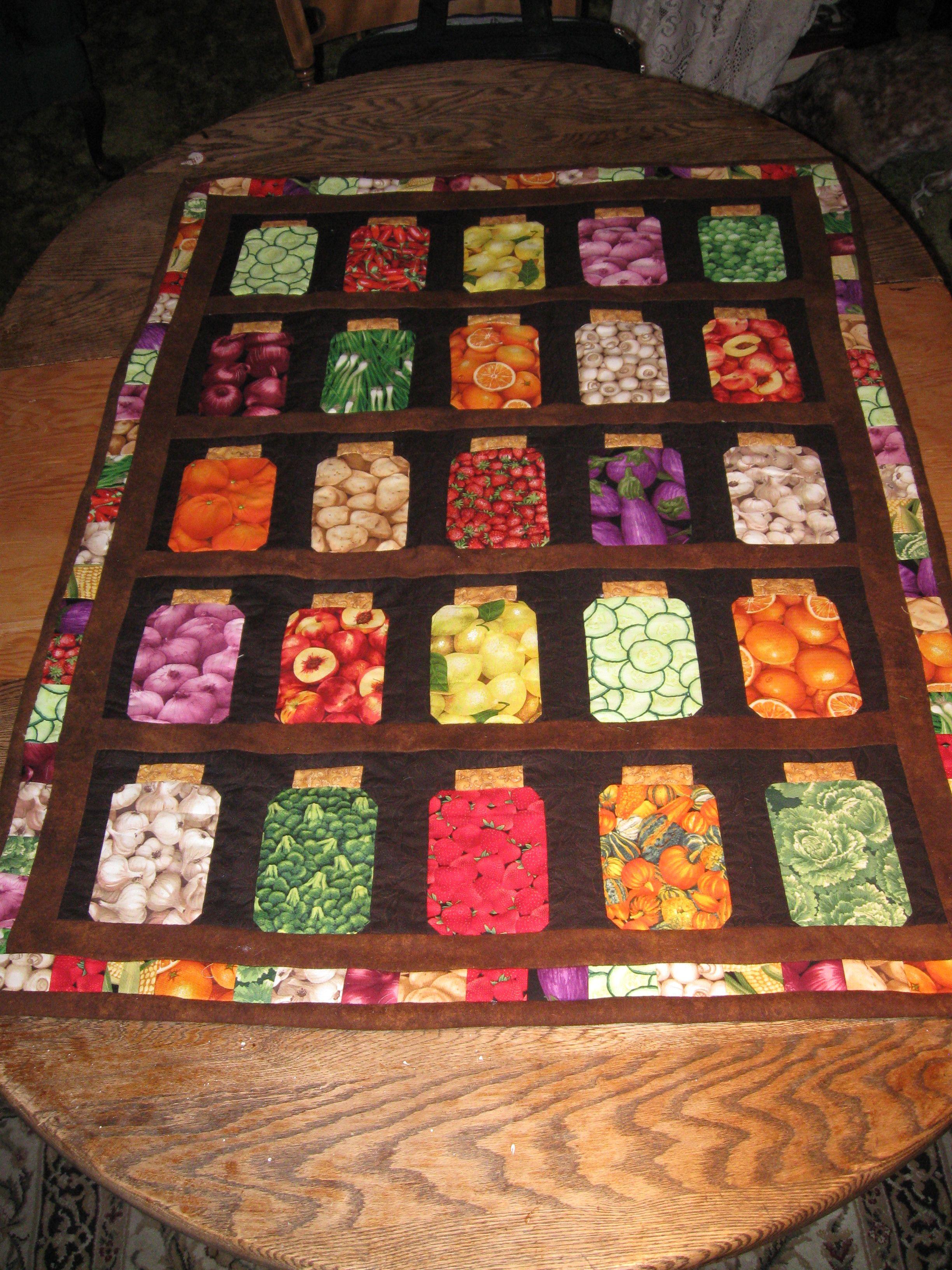 Bug Jar Quilt I made last winter | Quilts | Pinterest | Jar ... : bugs in a jar quilt pattern - Adamdwight.com