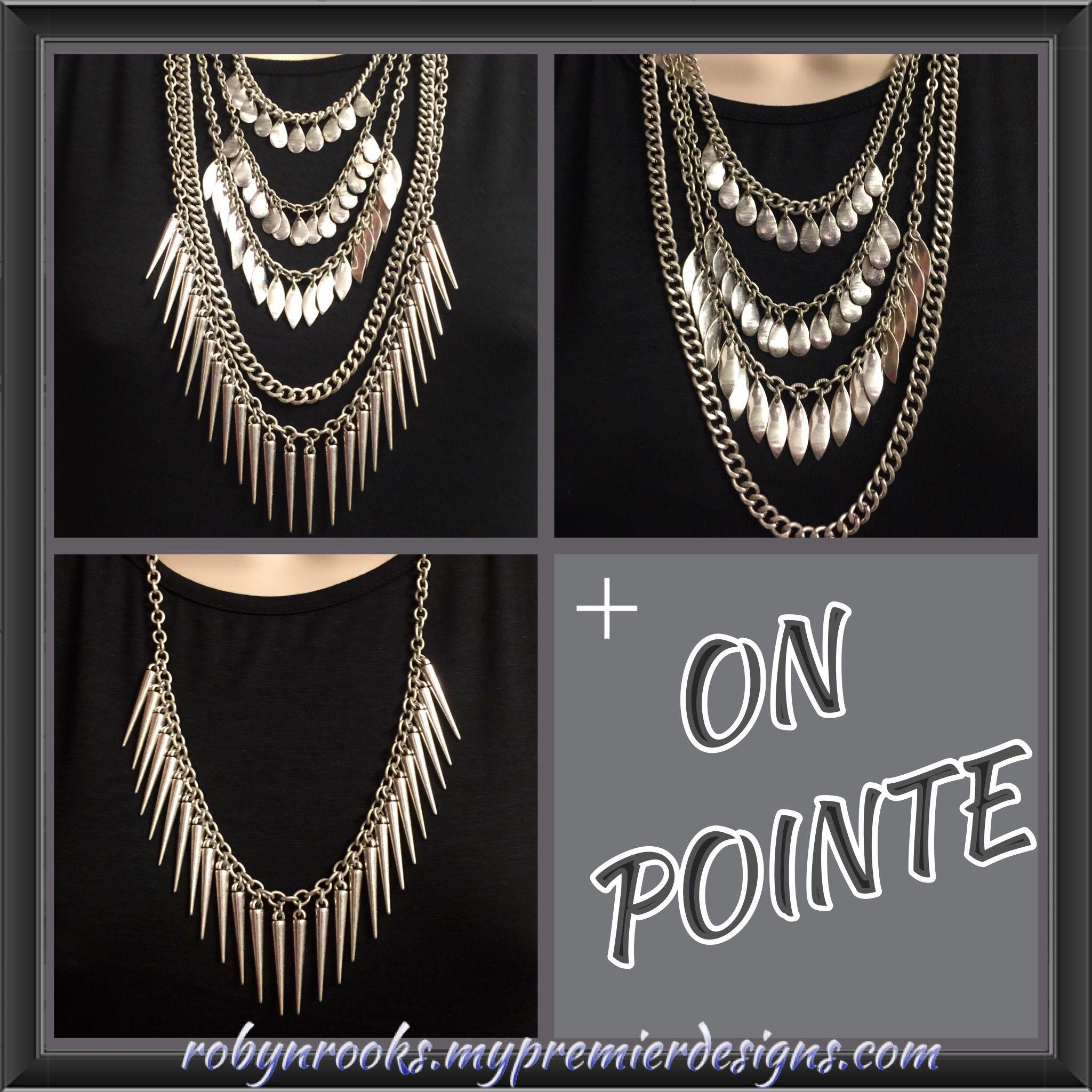 Premier designs jewelry 2015 - 3 Ways To Wear The New On Pointe Necklace 2015 Premier Designs Jewelrypremier