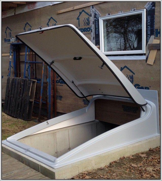 Marvelous Inspiring Cellar Bilco Doors For Home Exterior Ideas: Great Cellar Bilco  Doors In White For