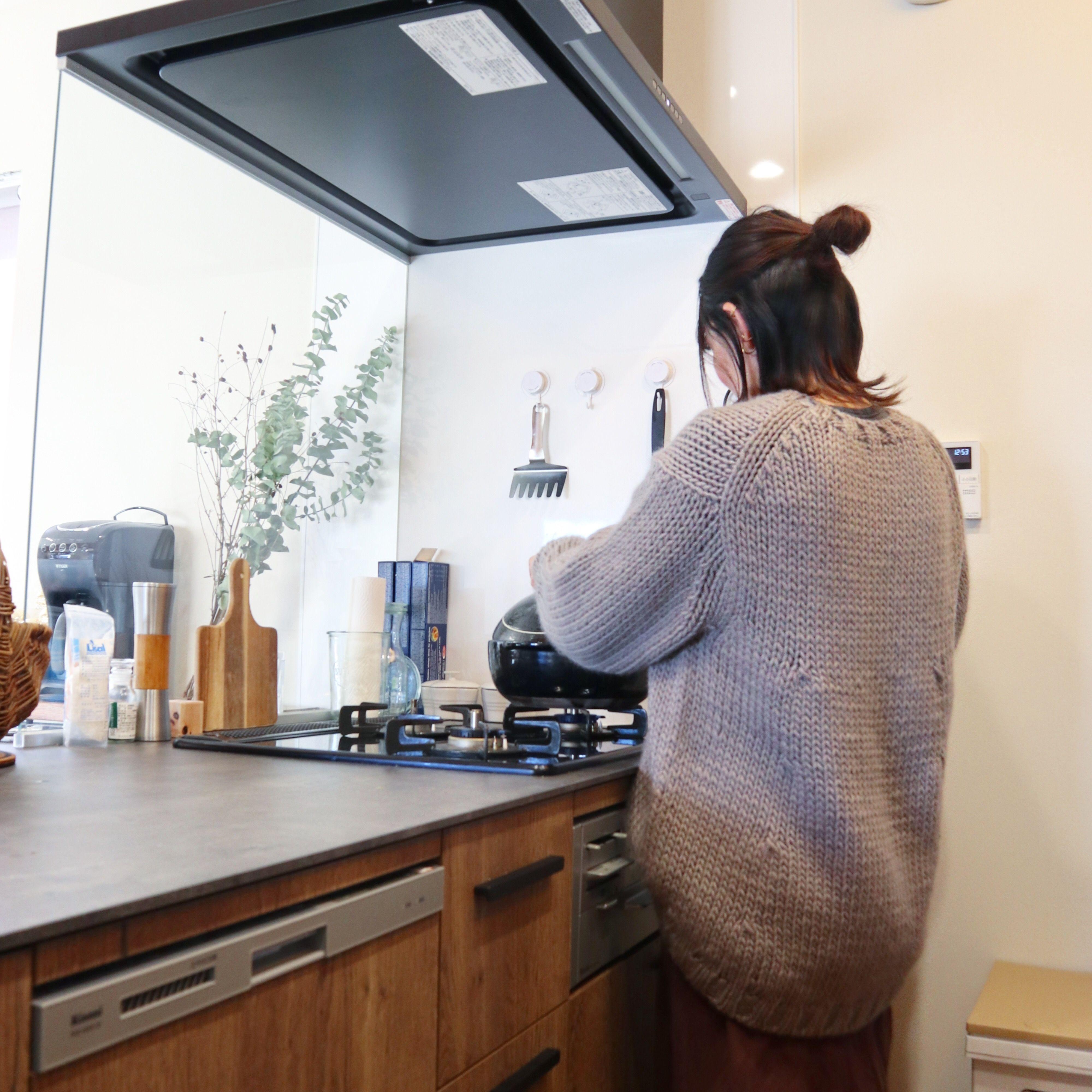 Kitchen キッチン おしゃれまとめの人気アイデア Pinterest Niim No Mori 健康 住宅 注文住宅 建築家