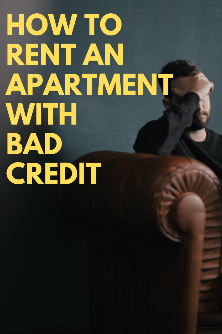 How To Rent An Apartment With Bad Credit  Getting An