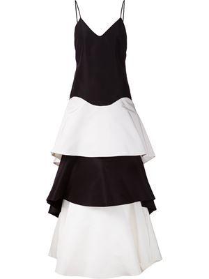 'Hummingbird' evening dress